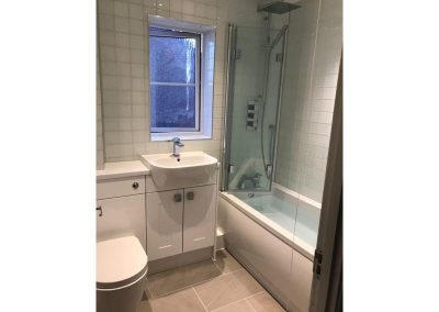 CERT Carpenters and Joiners - bathroom refurbishments and installations in Medway Towns area