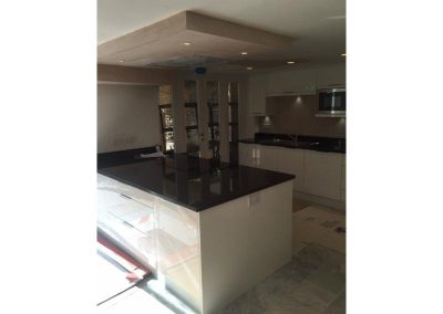 CERT Carpenters and Joiners - kitchen refurbishments in Medway Towns area