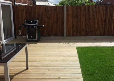 CERT Carpenters and Joiners Garden Services